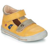 Schuhe Jungen Sandalen / Sandaletten GBB STEVE Gelb / Dpf / Schwarz / weiss / gold