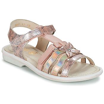 Schuhe Mädchen Sandalen / Sandaletten GBB SCARLET Rose