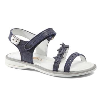 Schuhe Mädchen Sandalen / Sandaletten GBB SWAN Marine / Dpf / Lola