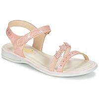 Schuhe Mädchen Sandalen / Sandaletten GBB SWAN Rose
