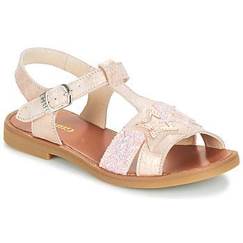 Schuhe Mädchen Sandalen / Sandaletten GBB SHANTI Rose