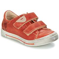 Schuhe Jungen Boots GBB SEBASTIEN Rot