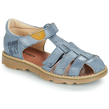Schuhe Jungen Sandalen / Sandaletten GBB PATERNE Blau