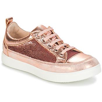 Schuhe Mädchen Klassische Stiefel GBB ISIDORA Rose