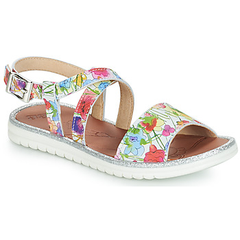 Schuhe Mädchen Sandalen / Sandaletten GBB ADRIANA Multicolor