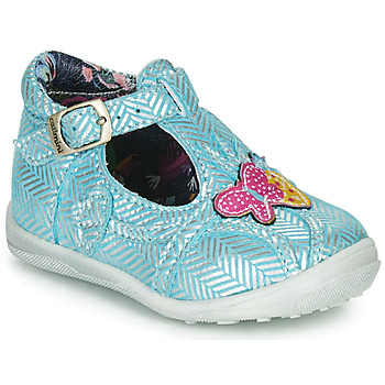 Schuhe Mädchen Ballerinas Catimini SOLEIL Blau