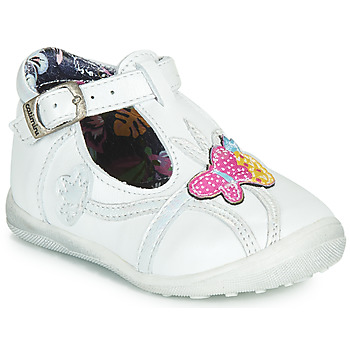 Schuhe Mädchen Ballerinas Catimini SOLEIL Weiss