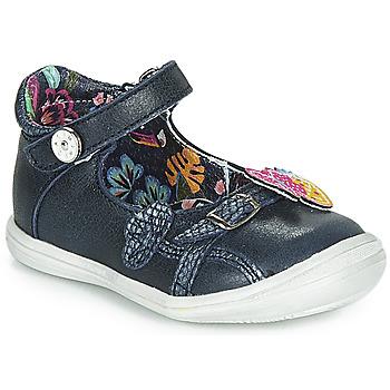 Schuhe Mädchen Sandalen / Sandaletten Catimini SITELLE Marine / Dpf / 2851