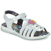 Schuhe Mädchen Sandalen / Sandaletten Catimini SICALE Weiss
