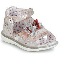 Schuhe Mädchen Sandalen / Sandaletten Catimini STEVIA Rose