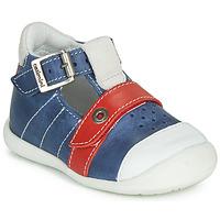 Schuhe Jungen Boots Catimini SESAME Marine / Dpf / Kimbo