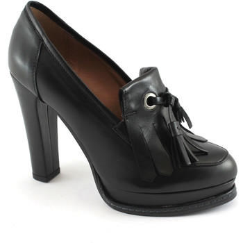 Schuhe Damen Pumps Divine Follie DIV-I17-460602-NE Nero