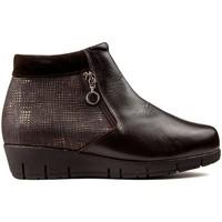 Schuhe Damen Low Boots Dtorres DOTS THAIS FLASCHEN braun