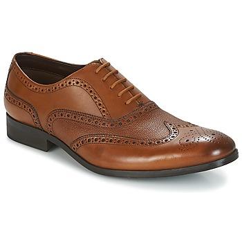 Schuhe Herren Richelieu Clarks GILMORE LIMIT Braun