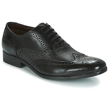 Schuhe Herren Richelieu Clarks GILMORE LIMIT Schwarz