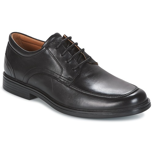 Clarks UN ALDRIC PARK Schwarz  Schuhe Derby-Schuhe Herren 87,20