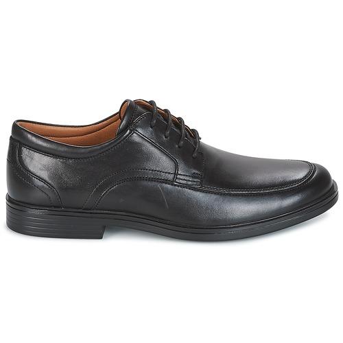 Clarks UN ALDRIC PARK Herren Schwarz  Schuhe Derby-Schuhe Herren PARK 87,20 138f73