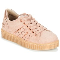 Schuhe Mädchen Sneaker Low Bullboxer AIB006 Rose
