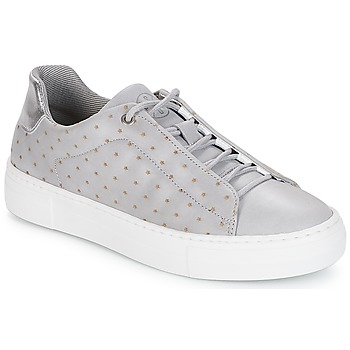 Schuhe Jungen Sneaker Low Bullboxer AID006 Grau