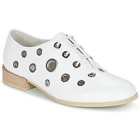 Schuhe Damen Derby-Schuhe Café Noir IVET Weiss