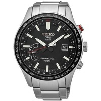 Uhren Herren Analoguhren Seiko Sportura GPS Solar World Time SSF003J1 Other