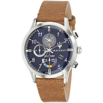 Uhren & Schmuck Herren Analoguhren Maserati R8871625005 blau