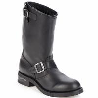 Schuhe Herren Boots Sendra boots OWEN Schwarz