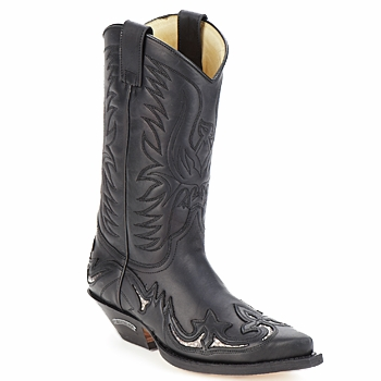 Stiefel Sendra boots CLIFF Schwarz 350x350