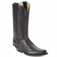 Schuhe Klassische Stiefel Sendra boots FLOYD Schwarz