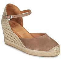 Schuhe Damen Sandalen / Sandaletten Unisa CARCERES Maulwurf