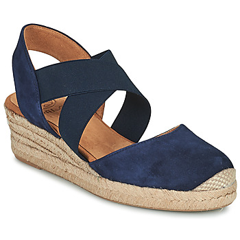 Schuhe Damen Sandalen / Sandaletten Unisa CELE Marine