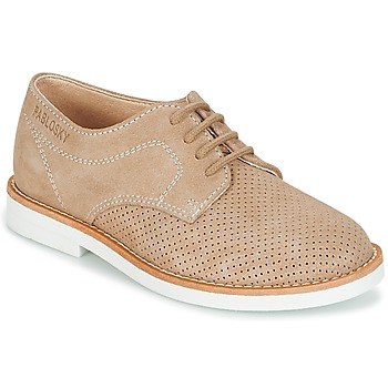 Schuhe Jungen Derby-Schuhe Pablosky NOUFF Beige