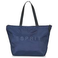 Taschen Damen Umhängetaschen Esprit CLEO SHOPPER Marine
