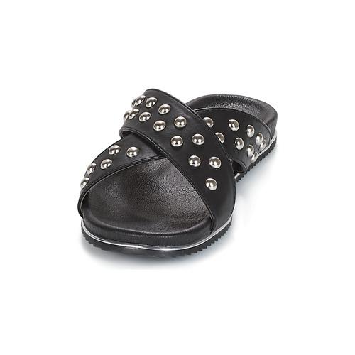 Buffalo ALOLAJEP Schwarz  Schuhe Damen Pantoffel Damen Schuhe 504b16