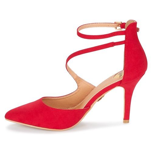 Buffalo YOYOSBAND Damen Rot  Schuhe Pumps Damen YOYOSBAND 59,90 76026b