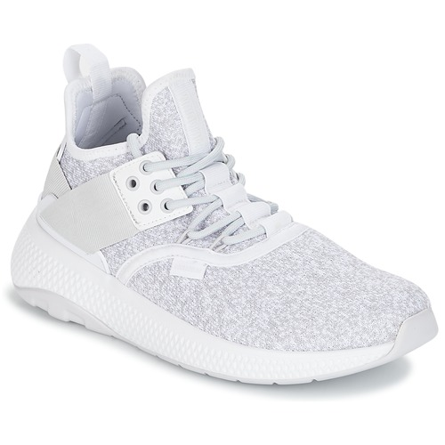 Palladium AX_EON LACE K Weiss / Grau  Schuhe Sneaker Low Damen 87,96