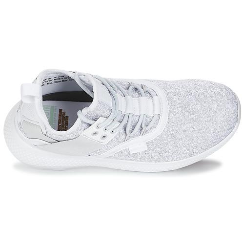 Palladium AX_EON LACE K Weiss /  Grau  / Schuhe Sneaker Low Damen 55 6d3cc9