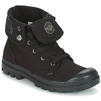 Schuhe Damen Boots Palladium BAGGY Schwarz