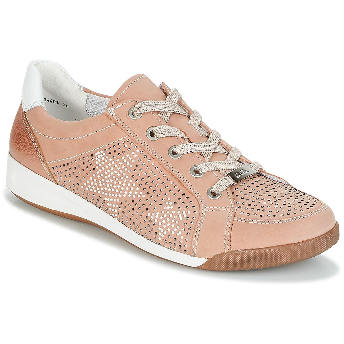 b611690d4ed283 Ara ROM Rose - Kostenloser Versand bei Spartoode ! - Schuhe Sneaker Low  Damen 80