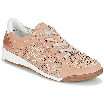 Schuhe Damen Sneaker Low Ara ROM Rose