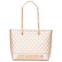 Taschen Damen Shopper / Einkaufstasche Love Moschino JC4003PP15 Rose / Gold