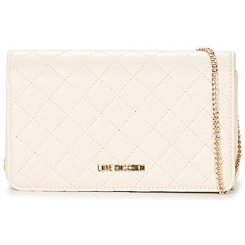 Taschen Damen Umhängetaschen Love Moschino JC4100PP15 Weiss