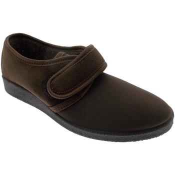Schuhe Damen Hausschuhe Davema DAV392ma marrone