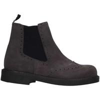 Schuhe Mädchen Low Boots Eli 1957 0102P Beatles Kind grau grau