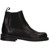 Schuhe Mädchen Low Boots Eli 1957 0102P NEGRO Beatles Kind schwarz schwarz