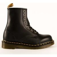Schuhe Herren Low Boots Dr Martens DMSVEGANBK14045001 Stiefel Frau schwarz schwarz