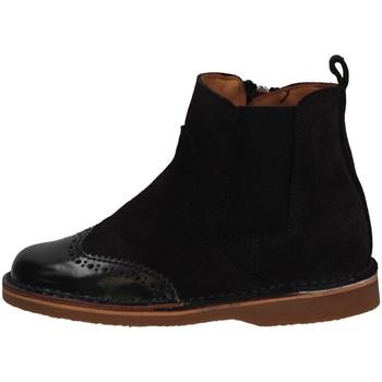 Schuhe Mädchen Low Boots Eli 1957 2216V AZUL Beatles Kind blau blau