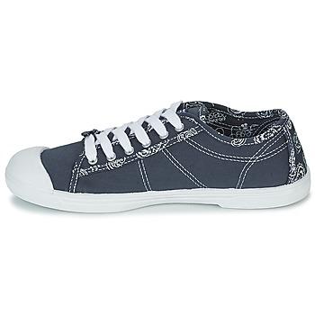 Le Temps des Cerises BASIC 02 Blau - Kostenloser Versand    - Schuhe Sneaker Low Damen 2339