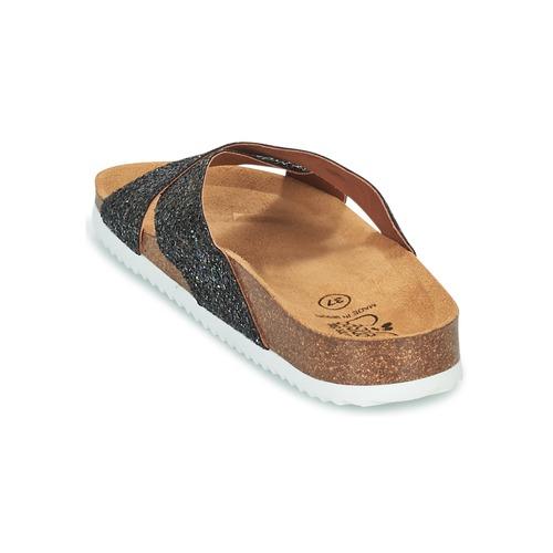 Le Temps des Cerises Damen FALONE Schwarz  Schuhe Pantoffel Damen Cerises 41,30 1d66d3