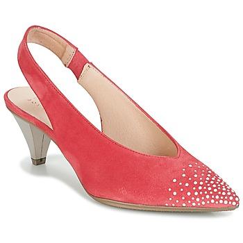 Schuhe Damen Sandalen / Sandaletten Hispanitas MALTA-5K Korallenrot
